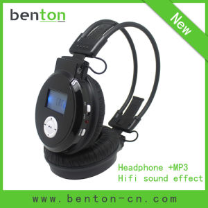 Headset MP3 Player with Hifi Sound Effect (BT-P132)