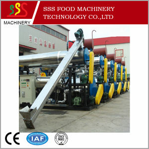 High Production Fish Meal Food Pellet Processing Line