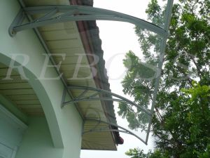PC Awning/ Canopy / Shade/ Shelter for Windows and Doors pictures & photos