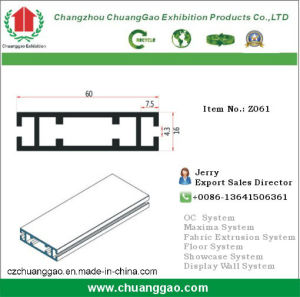 Aluminium Exhibition Stand Material for Exhibition Booth --Z061 pictures & photos