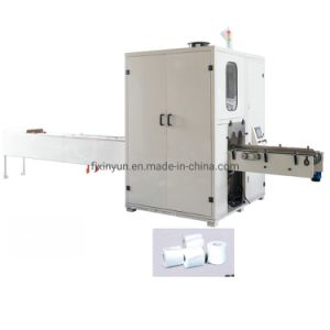 Full Automatic Two Channels Paper Roll Cutting Machine
