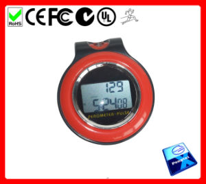 Large LCD Pedometer with Heart Rate (PT-1380B)