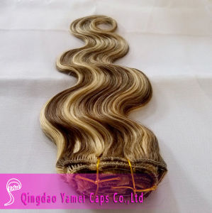 Piano Color Body Wave Brazilian Hair Weft (YM-KHW027)