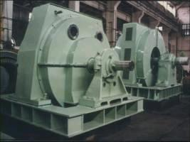Synchronous Pump/Compressor Motor
