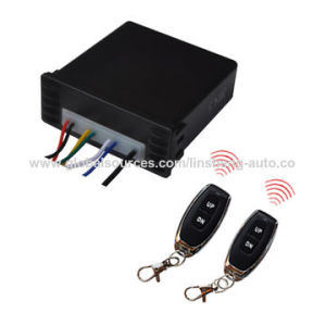 12V DC Timer Version Remote Control Kit for Two Motor pictures & photos