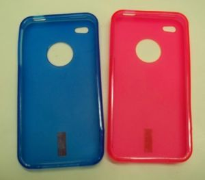New TPU Laptop Cover for iPhone 4G