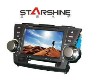 Special Car DVD for Toyota-Highlander (XS-8081)
