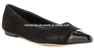 Black Flat for Ladies Style No. Wf14020936