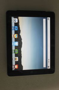 China 9 7 Inch Epad Capacitive Tablet PC Freescale Imx515 800MHz
