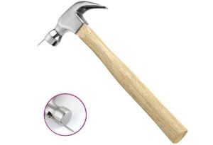 American Type Claw Hammer Wooden Handle (AZ-801E)