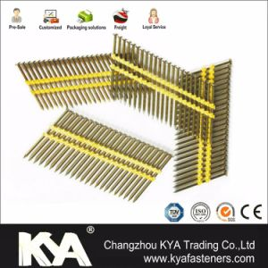 Heavy Duty Plastic Strip Framing Nails pictures & photos