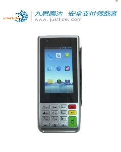China Good Quality Portable POS System with Google Play Store