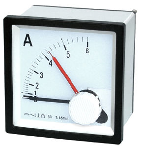 72 Maximum Demand Ammeter