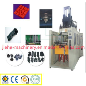Rubber Injection Press for Rubber Silicone Products pictures & photos