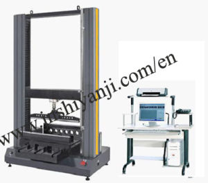 Ceramics Materials Compression and Flexure Testing Machine