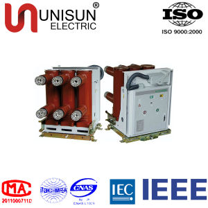 Indoor Drawable Vacuum Circuit Breaker pictures & photos
