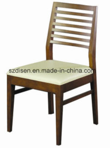 Modern Wooden Dining Chair for Restaurant or Hotel (DS-C518)