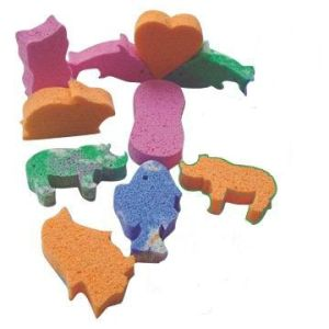China Pva Bath Sponges Animal Style China Bath Sponge