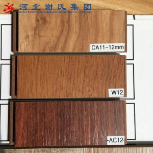 Solid Color Wood Laminated Flooring