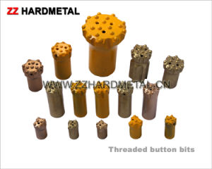 Tungsten Carbide Integral Drilling Rods pictures & photos