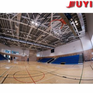 Badmintion Court Bleacher Basketball Stadium Bench Bleacher Seats pictures & photos