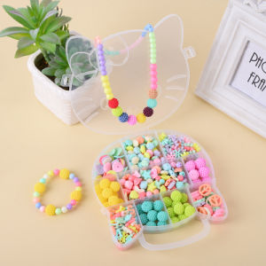 New Fashion Wholesale Girls DIY String Beads Creative Toys pictures & photos
