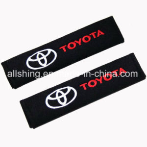Toyto Polyester Car Seat Belt Covers Shoulder Pads Pair