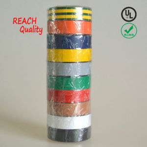Flame Retardant Insulation China Manufacturer Electrical Insulation PVC Tape