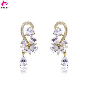 Latest Earring Design Long Pendant Beautiful Charm Earrings