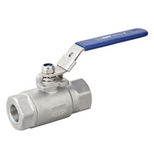 2PC Ball Valve with 3000wog High Pressure pictures & photos