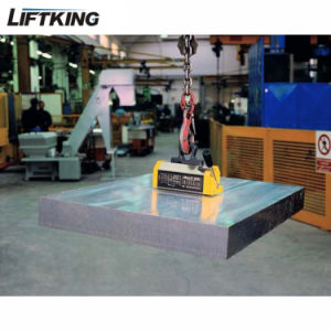 Liftking Brand 500kg Permanent Magnetic Lifter with CE Certification pictures & photos