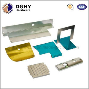 Precision Sheet Metal Bending Punching Stamping Part with Custom Service