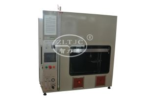 Horizontal Burning Tester of IEC 60730 Test Machine pictures & photos