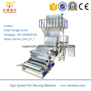 Plastic PE Film Blowing Machine pictures & photos
