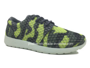 Ladies Running Shoe with PVC Injection Sole (J2283-L)
