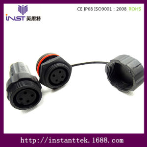 Inst Best Quality Llt 3 Pin Wire Connector Outdoor Display Watertight Connector