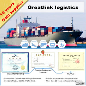 Cheap Sea Freight Shipping Service From China to Western Africa