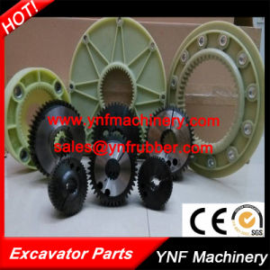 Hydraulic Pump Parts Flange Coupling for Excavator Ktr Flange Coupling pictures & photos