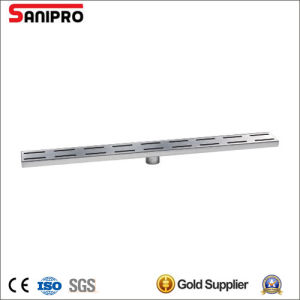 Convenient Stainless Steel Shower Linear Channel Drainage pictures & photos