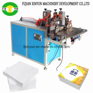 Face Paper Packing Equipment Low Price Facial Tissue Packaging Machine pictures & photos