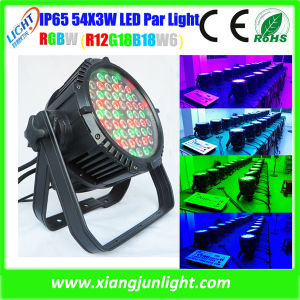 Outdoor Stage Lighting 54X3w LED Part Light pictures & photos