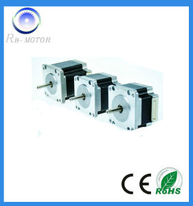 57 Mm (23 HD) Hybrid Stepper Electrical Linear Motor
