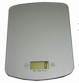 10kg/1g Tempered Glass Plate Electronic Digital Kitchen Food Scale pictures & photos