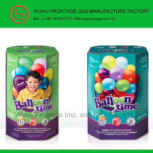 Europe Disposable Helium Tank for Birthday pictures & photos