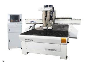 1325 2 Spindles Auto Changing CNC Router Machinery CNC Cutting and Engraving Machine pictures & photos