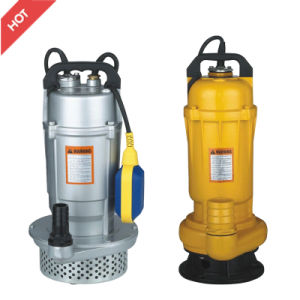 Good Quality Popular Submersible Water Pump Qdx with CE pictures & photos