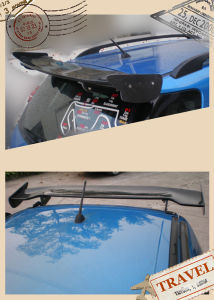 Carbon Fiber SLR Style Spoiler for Suzuki Sx4 2007-2008 pictures & photos