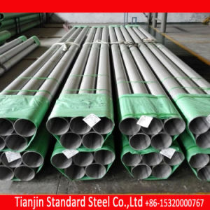 Seamless Ss Pipe (304 316 316L 321) pictures & photos