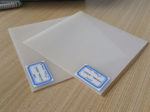 Silicone Membrane, Silicone Sheet, Slicone Roll, Silicone Diapragm, Rubber Membrane for Wooden PVC Vacuum Laminitor pictures & photos