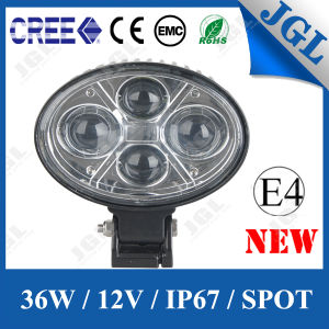 Car Vehicles Accessories 36W CREE LED Headlight CE RoHS E4
